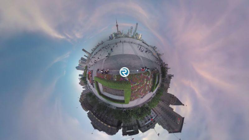 非互联网创业圣地的上海 竟出了这么多VR项目