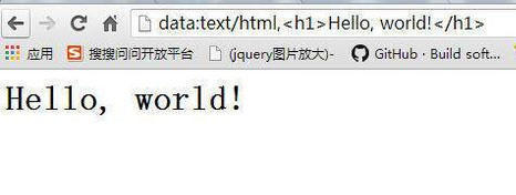 小程序丨关于HTML5的几个冷知识