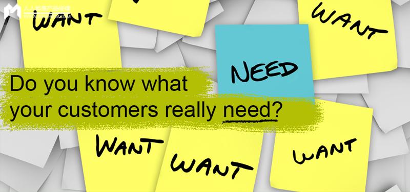 如何恰当地理解和分析用户需求