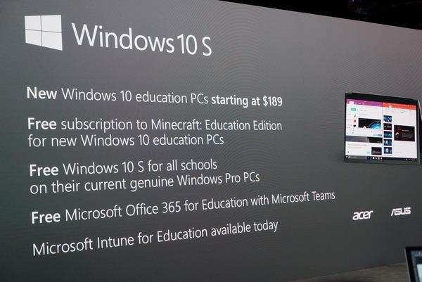 数据运营丨微软奋斗一晚:发布了一软一硬两件新品