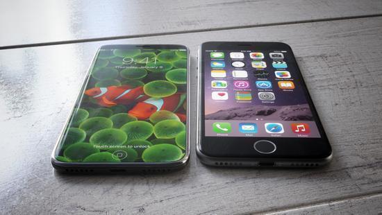 数据运营丨竞争压力变大,外媒:苹果真的急需iPhone 8救场