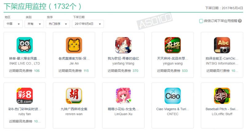 App运营丨映客直播悄然下架,这份 App 下架原因盘点你必须看!