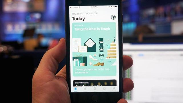 数据运营丨苹果下月发布新App Store 号称史上最大规模升级