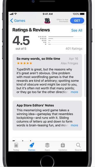开发者必看:苹果官方教你如何利用APPStore产品页面 第9张