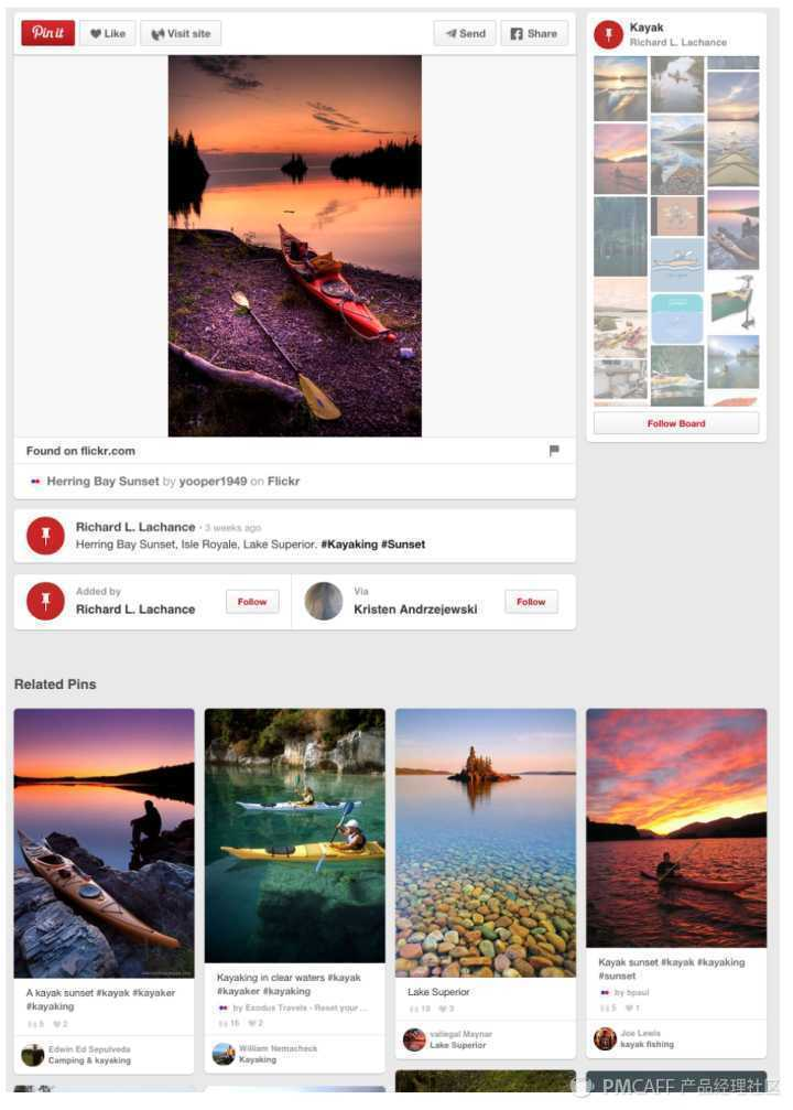 深度剖析Pinterest的视觉搜索(Visual Search at Pinterest)