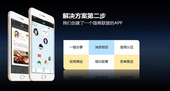 微领地小蜜App为微商营销带来新的转折