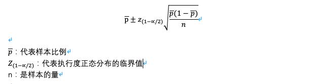 定目的、觀數據、斷樣本、選公式、縮誤差,五步估算樣本