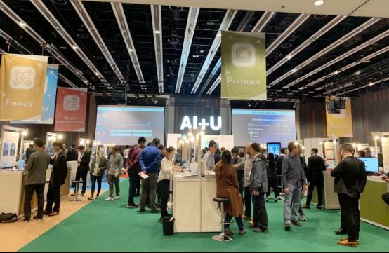 App Growing亮相香港AI+U展会,绽放技术魅力