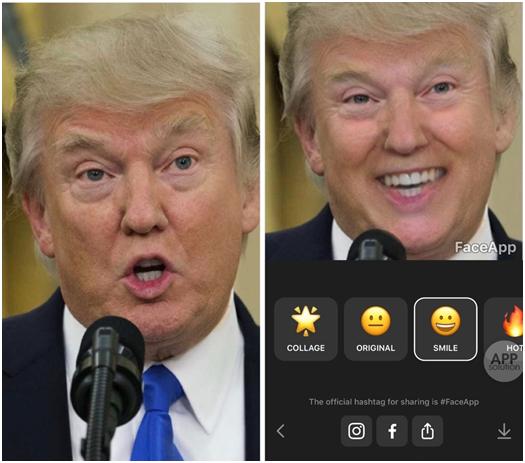 变脸的app,让人笑疯