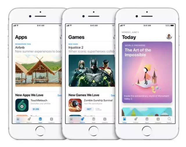 App运营丨重磅!WWDC后苹果对App Store、iTC做出重大更新,榜单展示、App标题等均受影响