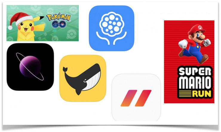 自08年上线以来,App Store已经为开发者带来700亿美元收入!