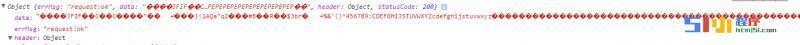 小程序丨获取二维码  返回乱码问题