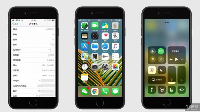 发布24小时之后,请看一下iOS 11安装率