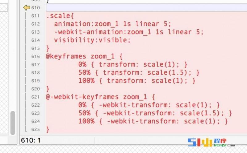 小程序丨【已解决】小程序CSS3动画bug?