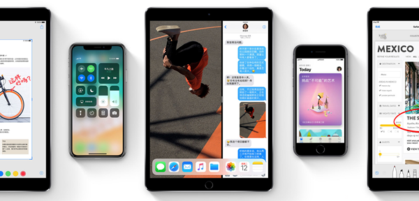 过去忙碌的一年:2017苹果十大热点回顾