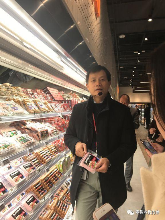 京东生鲜超市7FRESH开业 能否PK盒马?