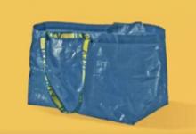 宜家是如何将购物袋,打造成风靡世界的「行走广告牌」的?
