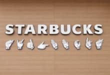 星巴克的手语咖啡厅,让你感动了吗?